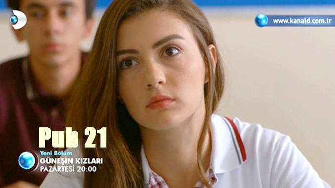 مسلسل بنات الشمس Gunesin Kizlari إعلان 1 2 الحلقة 21 مترجم