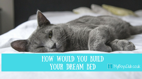 How Would You Build Your Dream Bed? (AD)