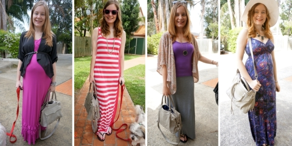 Rebecca Minkoff MAM Bag and Maxi Skirts and Dresses | Away From Blue Blog