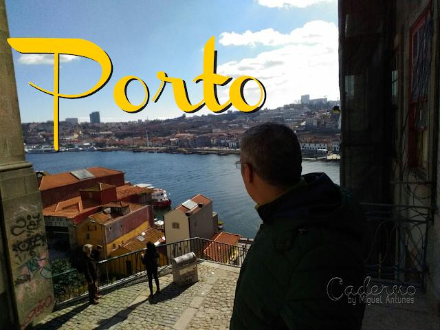 + 15 apontamentos para visitar o Porto (com mapa)