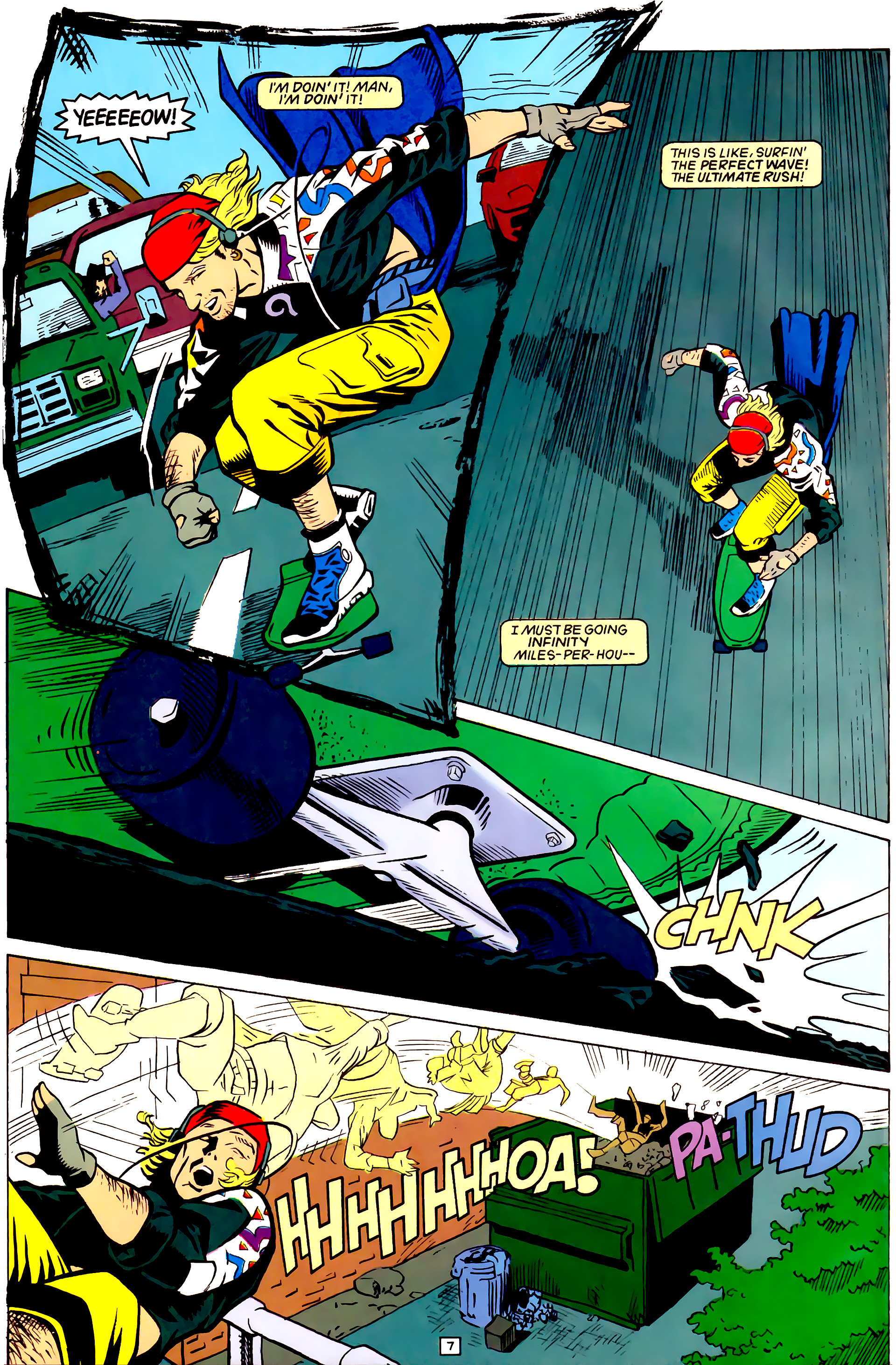 Legion of Super-Heroes (1989) _Annual_4 Page 7