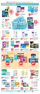 Rexall flyer January 19 - 24, 2018 - Ontario Winnipeg Surrey + more