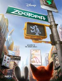 Zootopia (Zootrópolis) (2016)  [Latino]