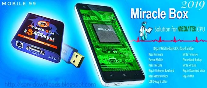Miracle Box Latest Setup V3.07 Free Download