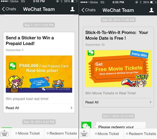 10 things you don't know about WeChat | Ilonggo Tech Blog