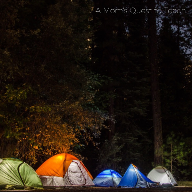Tent photo from Canva