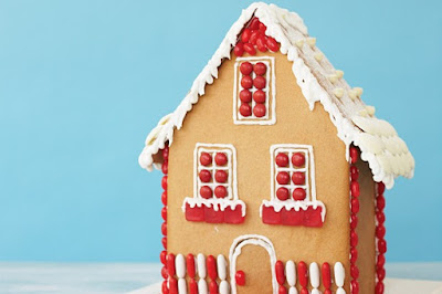 Gingerbread house desserts recipes