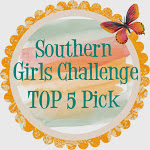 Top 5 at Southern Girls Challenge !!!