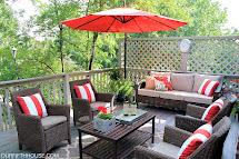 Outdoor Living Deck Updates - House