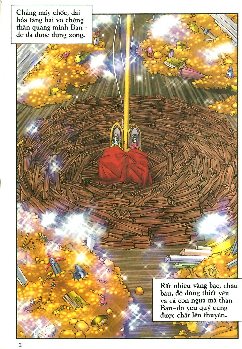Thần thoại Bắc Âu - Chapter 46: Thần Dũng Cảm - Pic 3