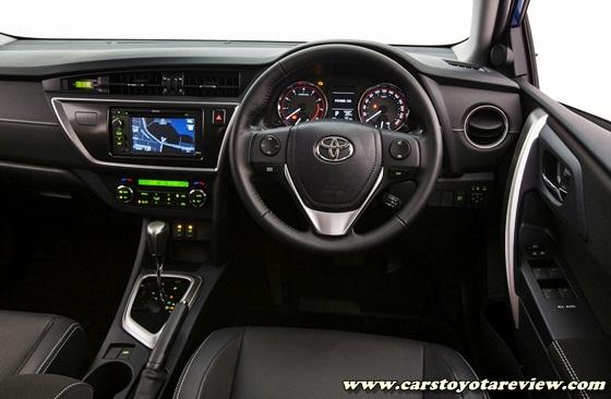 2017 Toyota Corolla Specs