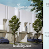 MYZA Flathouse Tahap 2 BSD City Fully Furnished New Design 2 Kamar Tidur