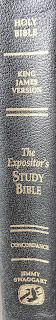 John 10:33. Yet Again, ANOTHER Trinitarian  DECEPTION. Jimmy Swaggert. John 10:30. The Expositor's Study Bible.