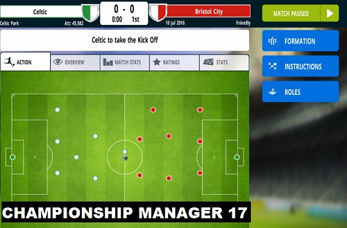 Best manager mobile game 2017 Android