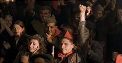 ¡Ay, Carmela! - Cine español - Cine bélico - República Española - Guerra Civil Española - CTV - Corpo di Truppe Volontarie - Italianos en España - el fancine - el troblogdita - ÁlvaroGP SEO