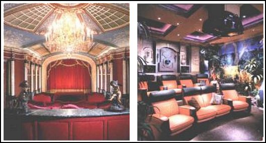 Movie Themed Bedrooms   Home Theater Design Ideas   Hollywood Style Decor   Movie  Decor   Part 59