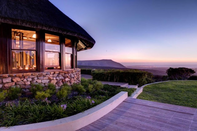 Grootbos Private Nature Reserve, Western Cape, Afrika Selatan