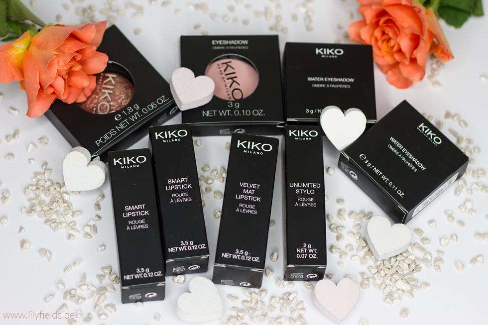 Kiko Milano Einkauf im Onlineshop