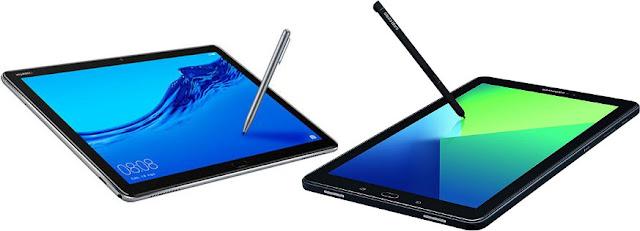 Comparativa tablets Android más baratos con stylus