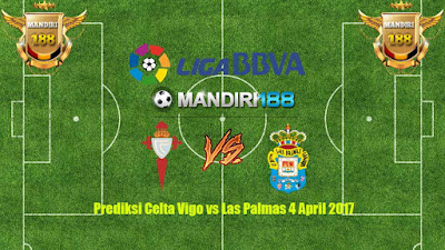 AGEN BOLA - Prediksi Celta Vigo vs Las Palmas 4 April 2017