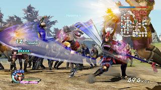 Samurai Warriors 4 download pc game in parts