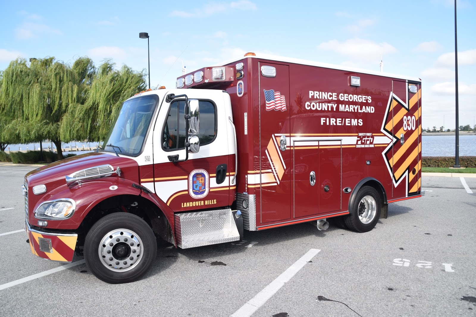 Prince George's County Fire/EMS Department: PGFD Strategic ...