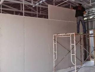 Bahan Dinding Rumah Paling Murah