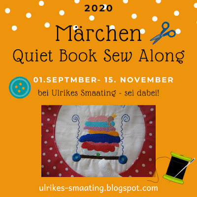 Märchen Quietbook - Sew Along
