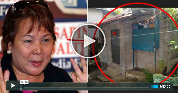 CONTROVERSIAL: Alleged Multi-Million House Of Ronnie Dayan's Family Turned Out To A Small Shanty In A Squatters' Area.