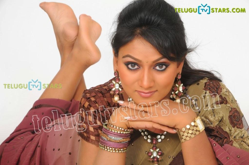 Telugu Serial Actress Sirisha In Half Saree – Migliori Pagine da