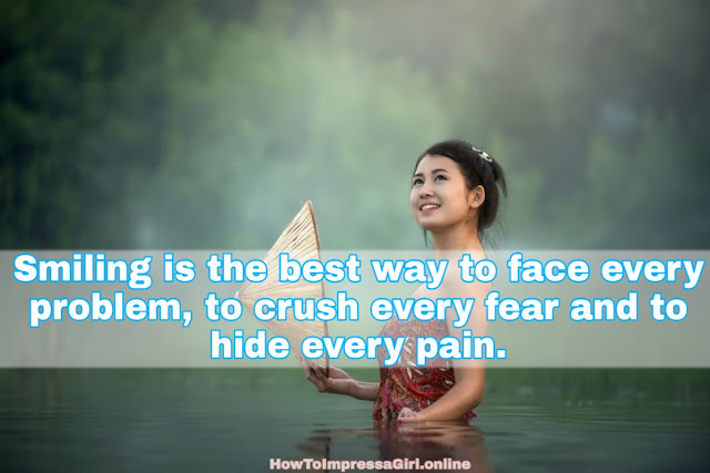 Quotes on Cute Smile