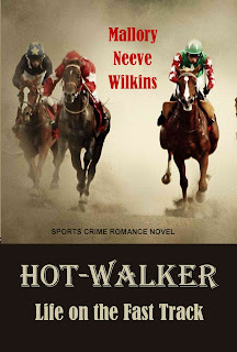 canadian horse racing sports crime romance book