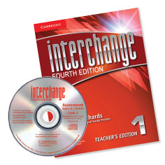 INTERCHANGE L1 STUDENT BOOK