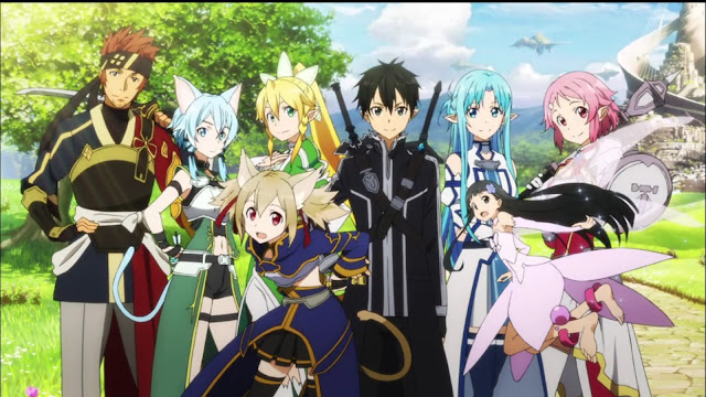 [Review Anime] Sword Art Online II