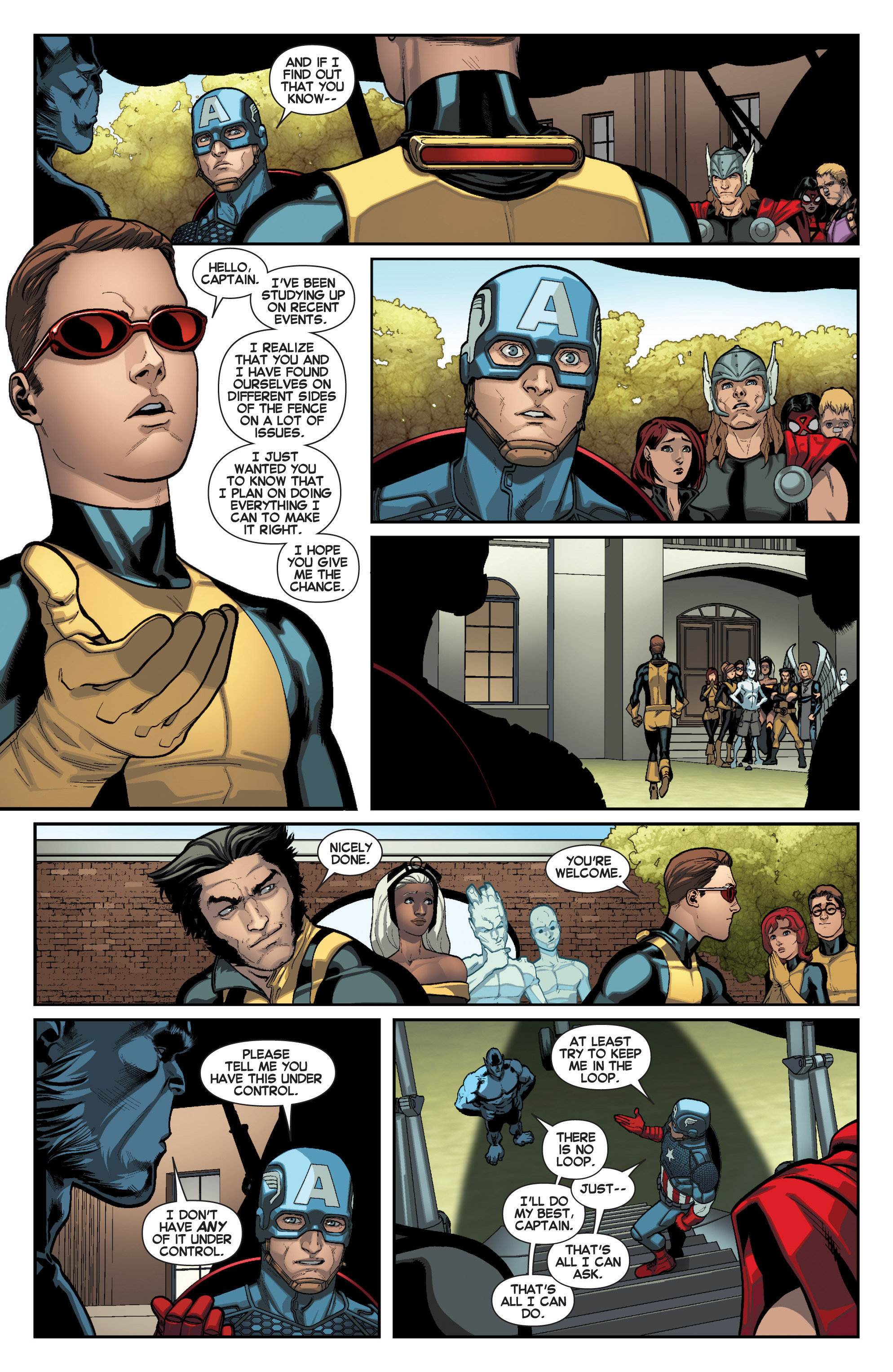 Read online All-New X-Men (2013) comic -  Issue # _Special - Here To Stay - 59