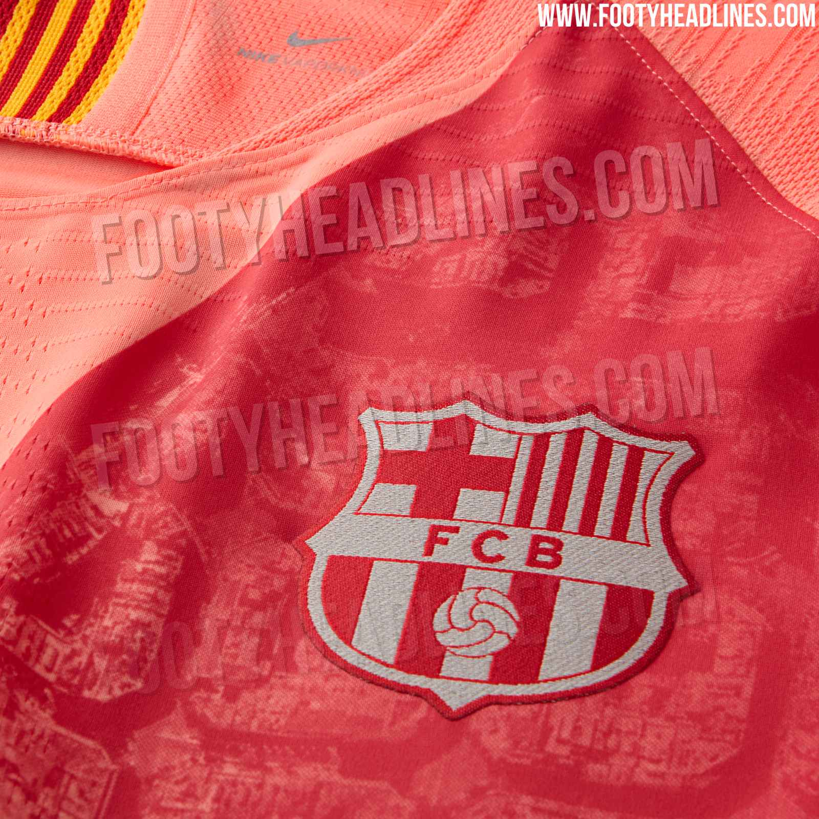 in stock f8a32 c03b1 The Rakuten logo on the Barcelona 2018-2019 third shirt is white, which is  not ideal for legibility but helps keep the design streamlined.