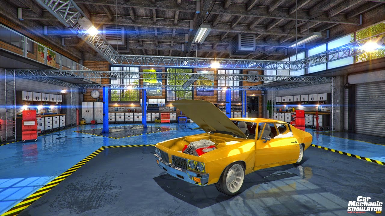 descargar Car Mechanic Simulator