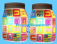 Logo Nutella ''riaccende l'entusiasmo'' e ti regala l'esclusiva Lampada