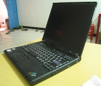 laptop second ibm thinkpad lenovo t60