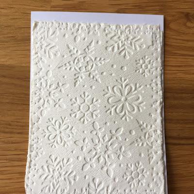 DIY geperst papier door vmcdesigns.nl