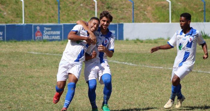Campeonato Baiano Infantil e Juvenil tem novos líderes  de8d9483f835a