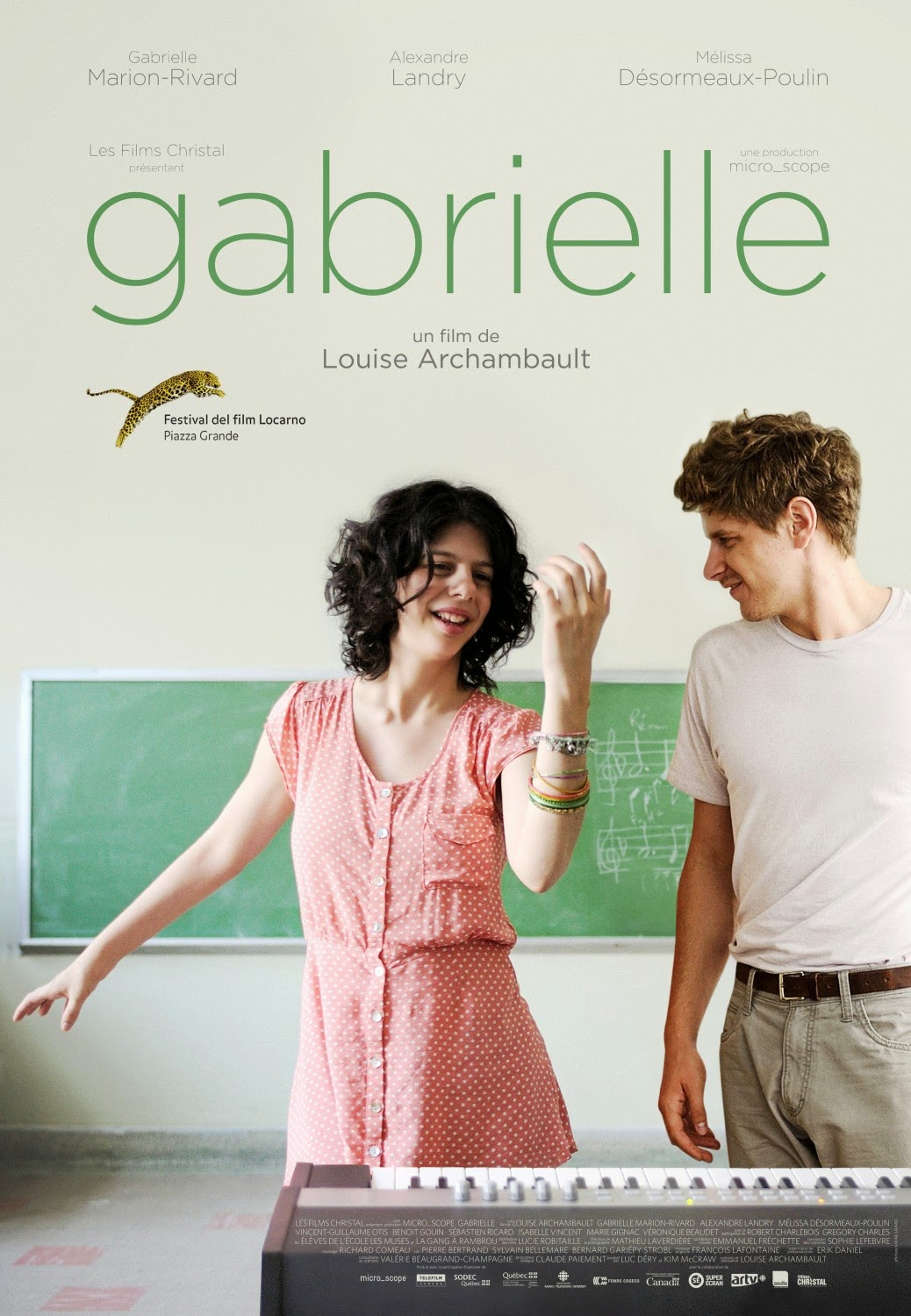 Download Gabrielle (2013) BluRay 720p