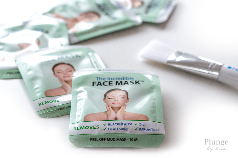 Plunge by Tiia Tiia Willman The Incredible Face Mask
