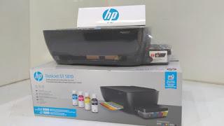 Printer resmi infus dari HP