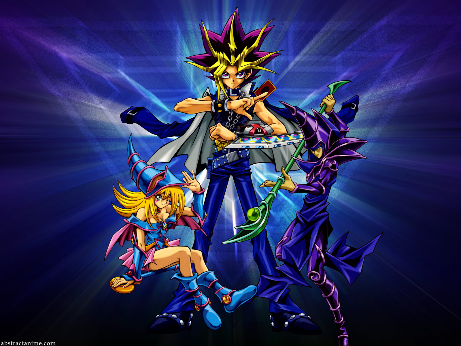 Yu Gi Oh Dark Blue Wallpaper Wallpaper Pic Collections