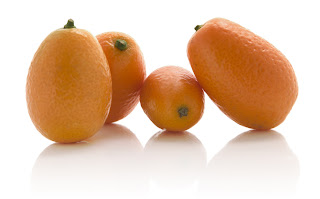 A kumquat is a fruit that resembles a modest orangish Myth: Kumquats should hold out peeled earlier eating.
