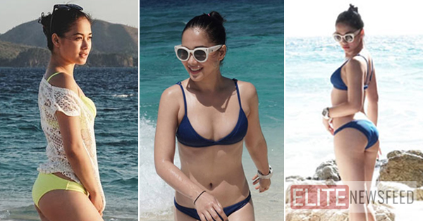 Look Maja Salvador Flaunted Her Beautiful And Sexy Body In Bikinis-7963