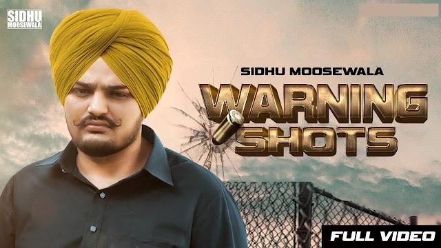 Warning Shots Lyrics | Sidhu Moose Wala (Official Song) Sunny Malton | MixSingh