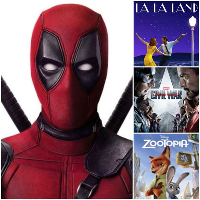 Hollywood Movies 2016 List| Top Rated  English Movies Download Online HD List