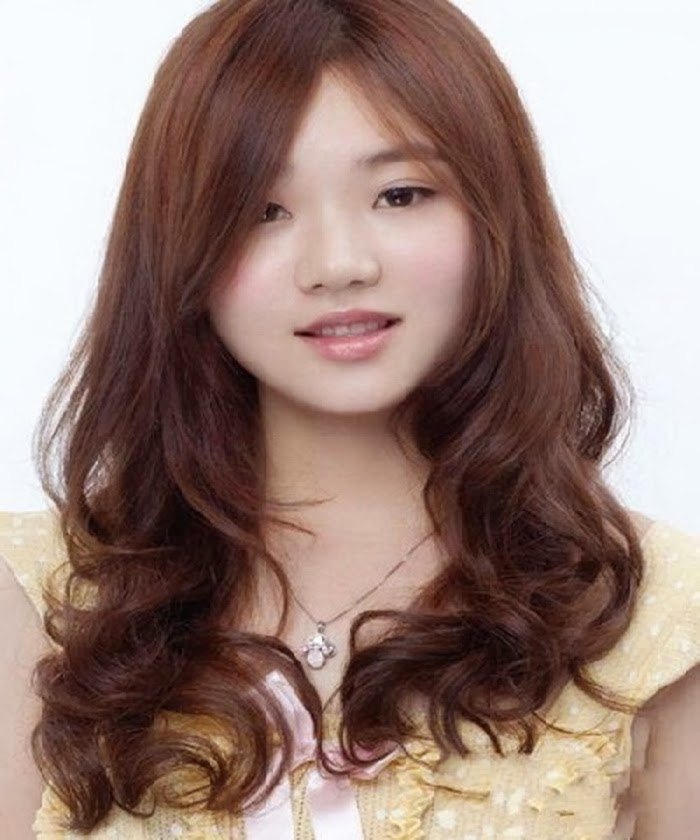 Asian Long Layered Hairstyle 98